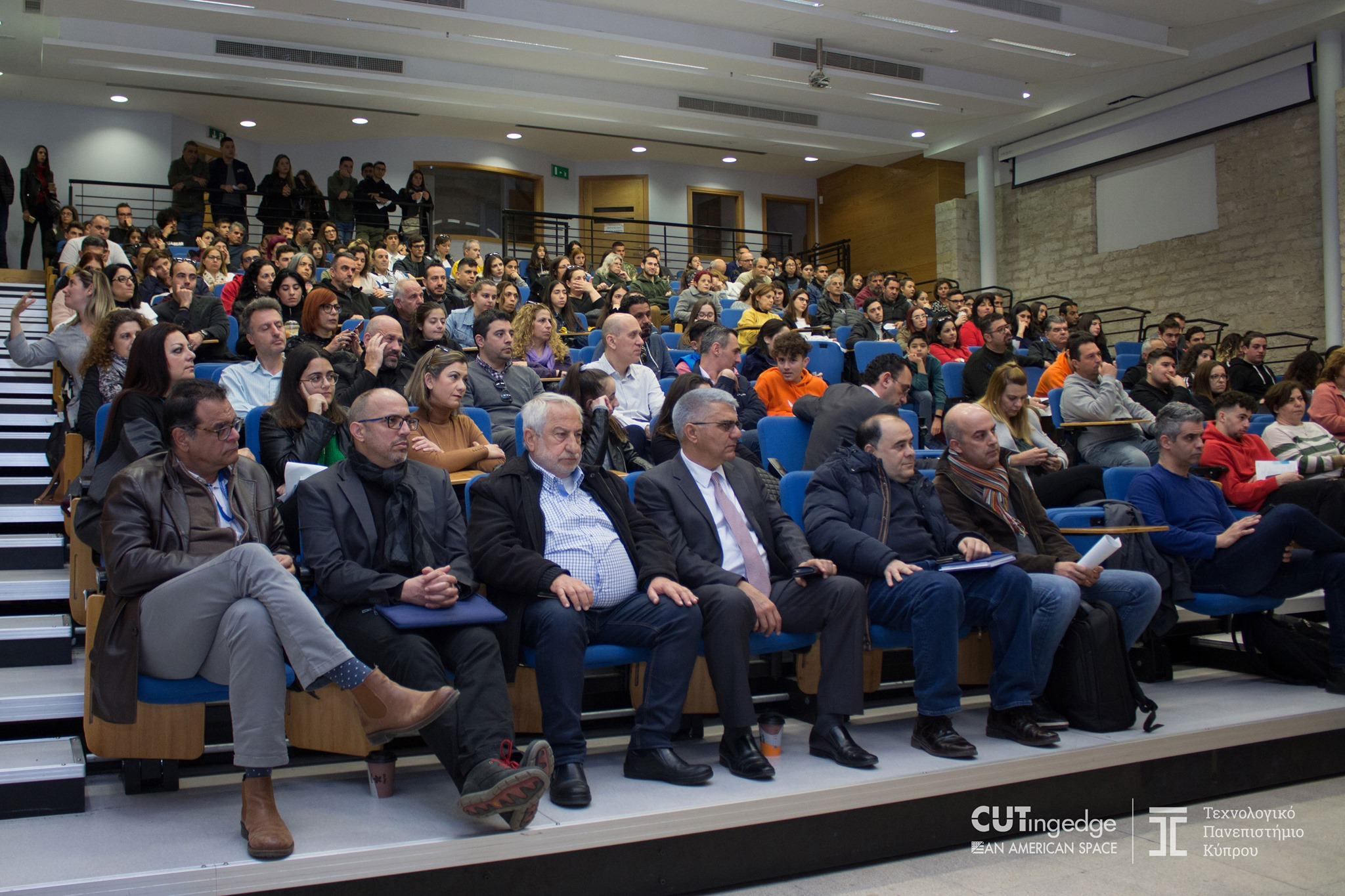 Read more about the article Open Day at the Cyprus University of Technology