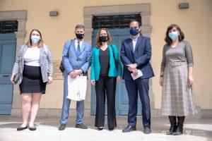 French Ambassador visits Cyprus University of Technology