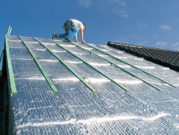 Σχέδιο Παροχής Χορηγιών για Θερμομόνωση Οροφών Υφιστάμενων Κατοικιών