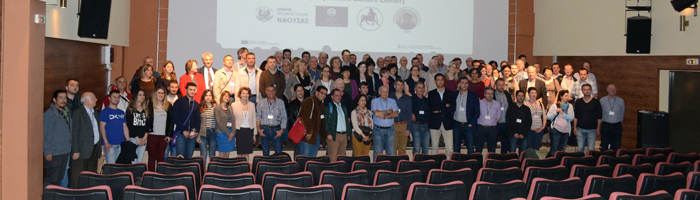 Delegates of the Final FA1104 COST meeting, held in Naoussa (Greece, 4-8 April 2016)