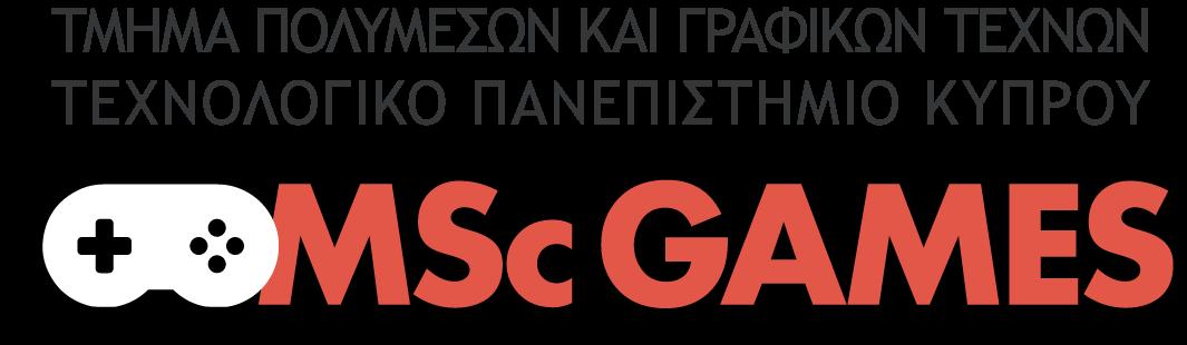 MSc Computer Games