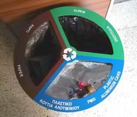 3πλος κάδος ανακύκλωσης