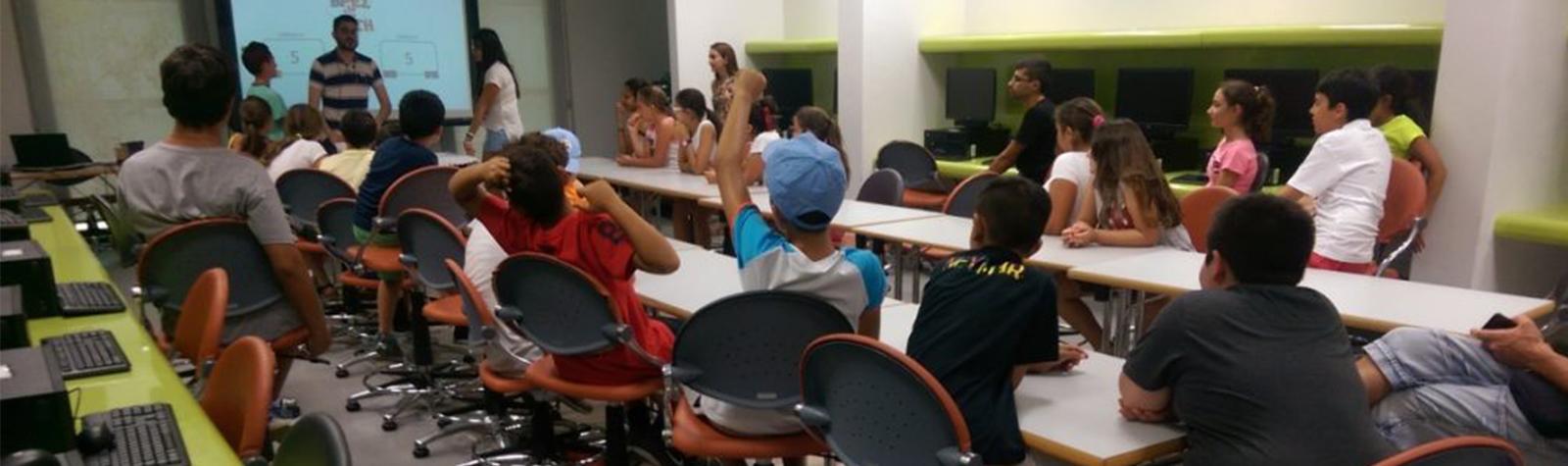 Summer Club for 5th-8th graders (Greek)