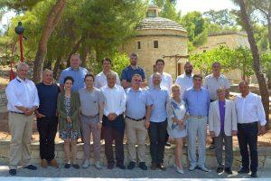 MedRIN Kick-off Meeting Chania, Greece, 13-14 July 2018
