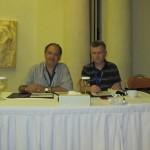 Claudio Bonghi and Rob Schouten