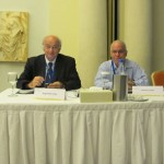 Guglielmo Costa and Amnon Lichter, moderators of the opening session