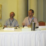 Marteen Hertog and Domingos Almeida (Session moderators)