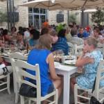 Lunch break (Lemesos, Castle area)