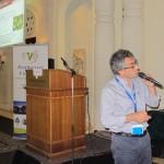 Benedetto Ruperti (University of Padova, Italy) oral presentation