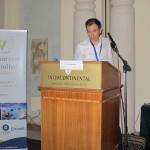 Livio Trainotti (University of Padova, Italy)  during his oral presentation